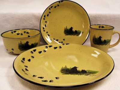 Lodge Collection Dinnerware